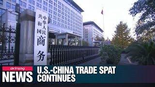 China warns against
