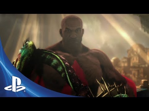 God of War: Ascension - Unchained - The Big Reveal - default