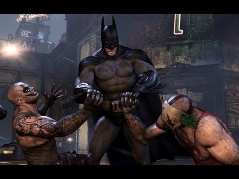 Batman Arkham City:  More Than One Way To Skin A Bat - UCKy1dAqELo0zrOtPkf0eTMw