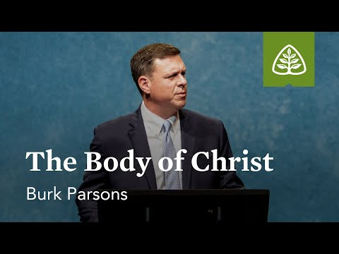 Burk Parsons: The Body of Christ