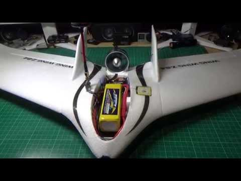 Wing Wing Z-84 with EDF - how fast will it go? - UC4fCt10IfhG6rWCNkPMsJuw