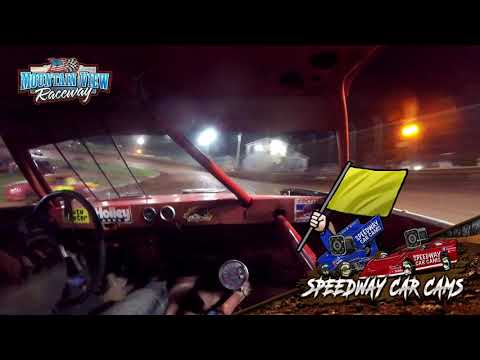 #52 Clayton Forsyth - Thunder - 9-11-21 Mountain View Raceway - In-Car Camera - dirt track racing video image