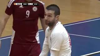 FIFA Futsal World Cup / Lithuania 2020 - Latvia 3x1 England