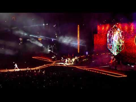 Coldplay - A Head Full of Dreams. Vancouver 29/09/17