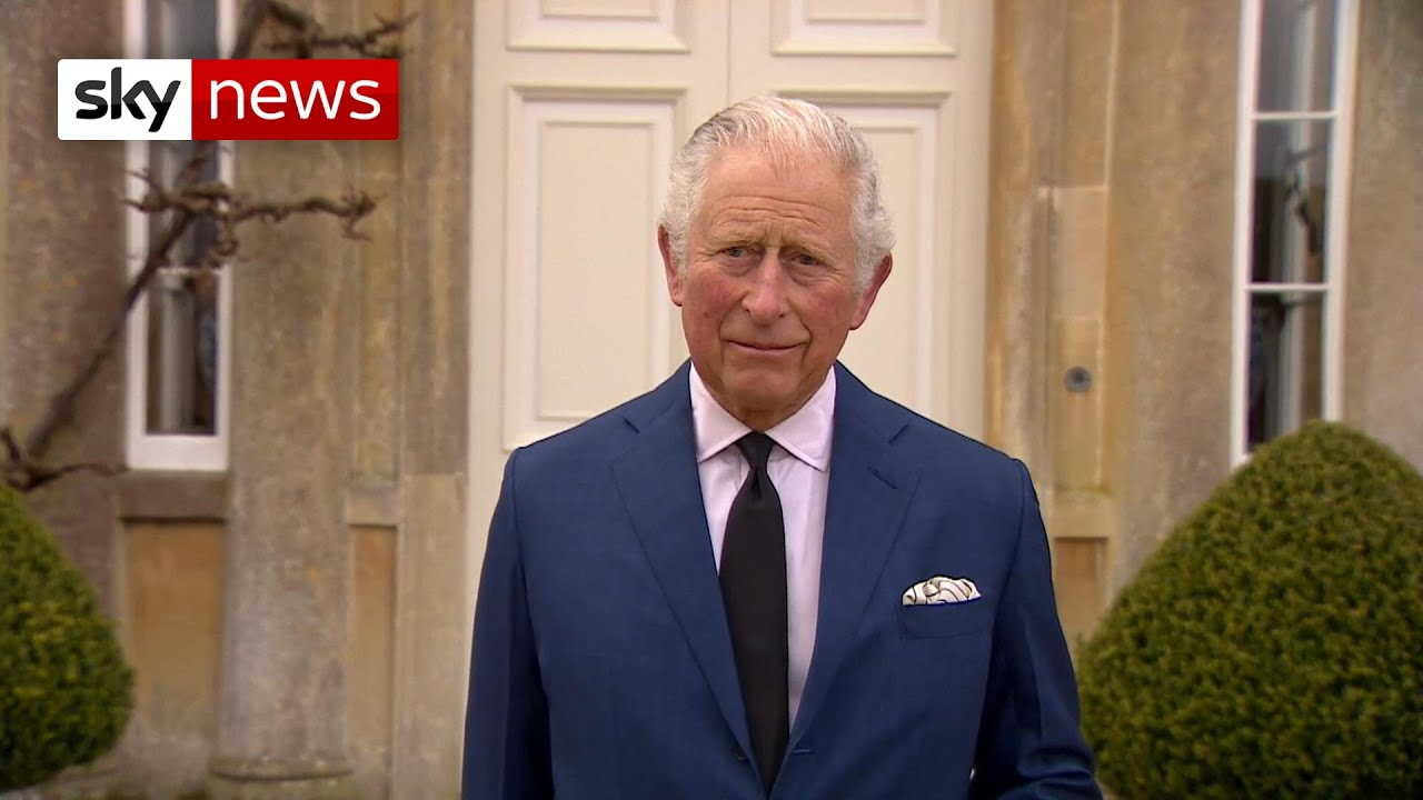 BREAKING: Prince Charles pays tribute to 'dear Papa' and 'very special person'