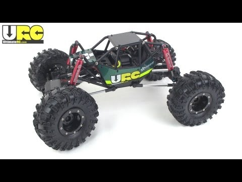 G*Made R1 Rock Buggy RC crawler review - UCyhFTY6DlgJHCQCRFtHQIdw