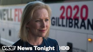 Kirsten Gillibrand Thinks a Bus Tour Will Help Her Floundering Campaign