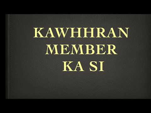 Kawhhran member k si