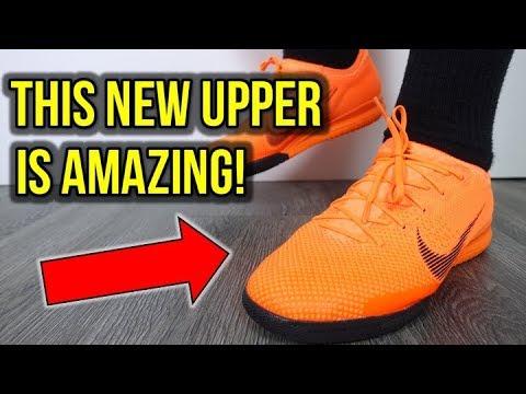 THE BEST INDOORS FOR $100? - Nike Mercurial X Vapor 12 Pro Indoor - Review + On Feet - UCUU3lMXc6iDrQw4eZen8COQ