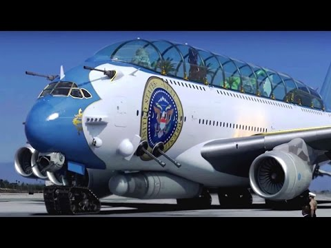 10 Most Expensive Presidential Planes In The World - UCXZpQgX1897wYDLtvzmgyIA