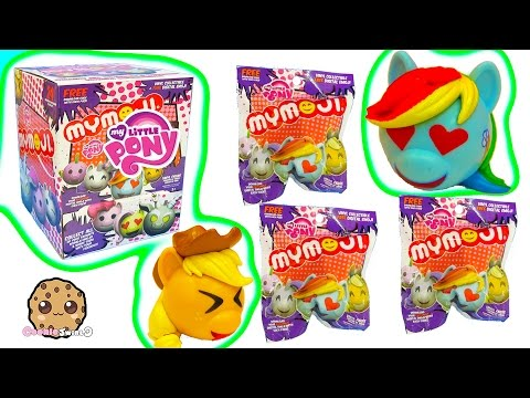 Full Box of 24 My Little Pony MyMojis Surprise Blind Bags |  MLP Ball Heads Toy Unboxing Video - UCelMeixAOTs2OQAAi9wU8-g