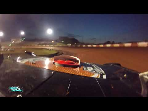 Ride along with Jeremy Williams as he makes his way around Historic Dixie Speedway on 08/06/2021 - dirt track racing video image
