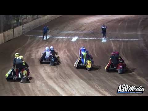 Sidecars: Finals - Maryborough Speedway - 23.01.2010 - dirt track racing video image