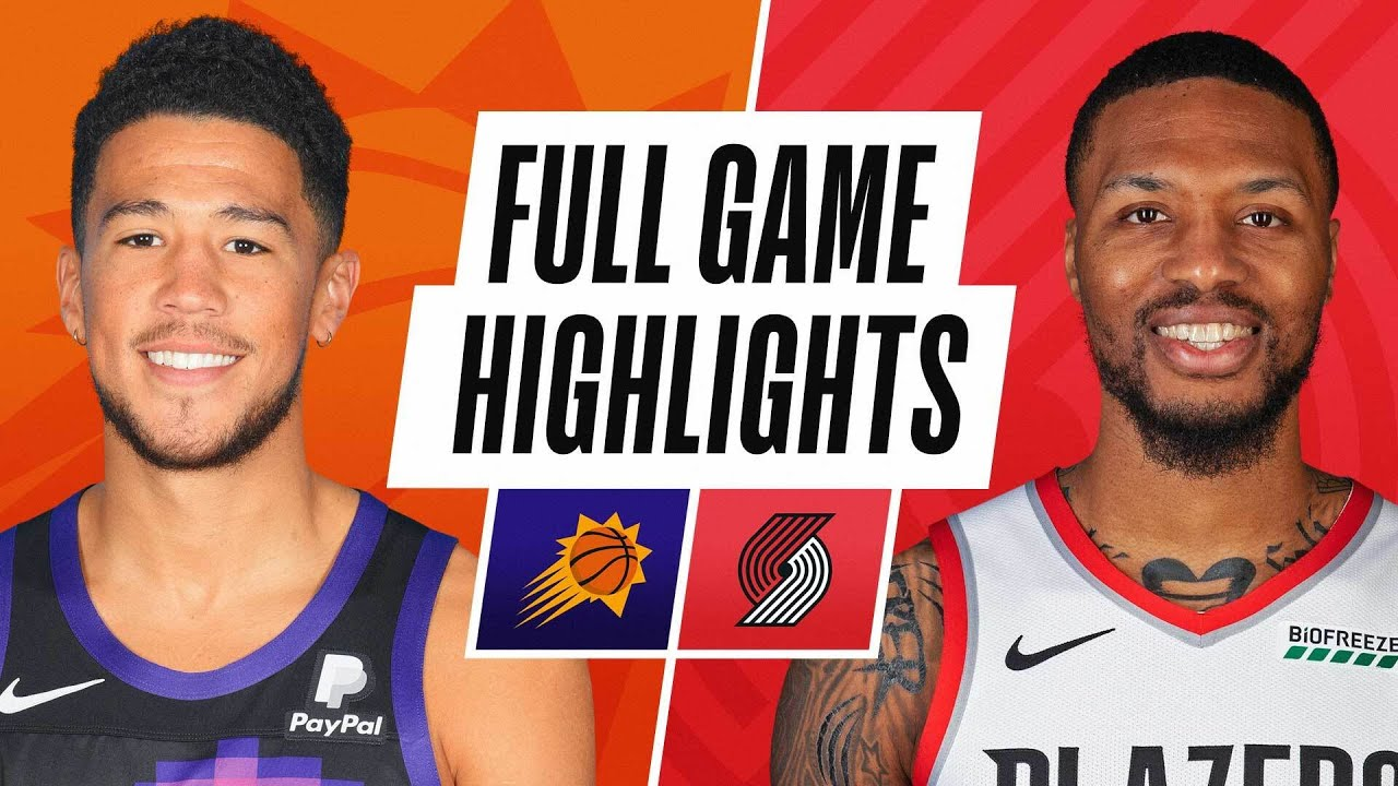 SUNS at TRAIL BLAZERS | FULL GAME HIGHLIGHTS | March 11, 2021
