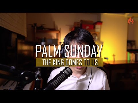 Sermon: Palm Sunday