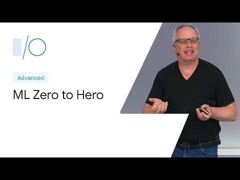 Machine Learning Zero to Hero (Google I/O'19) - UC0rqucBdTuFTjJiefW5t-IQ