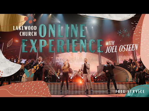 Lakewood Church Service  Joel Osteen  December 14, 2020