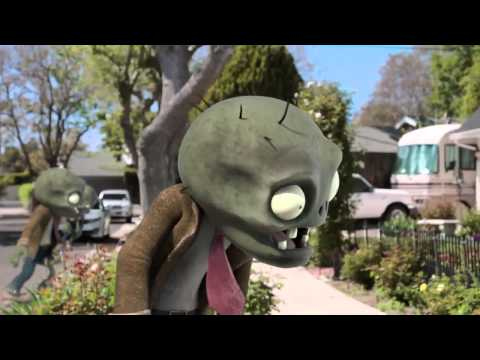 Plants vs. Zombies 2 It's About Time Official Trailer - UCKy1dAqELo0zrOtPkf0eTMw