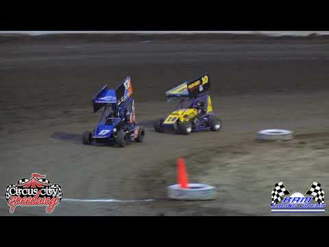 Jr Sprint Feature - Circus City Speedway 5/15/21 - dirt track racing video image