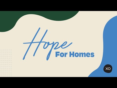 Hope For Homes  GLOBAL MARRIAGE LIVE STREAM EVENT