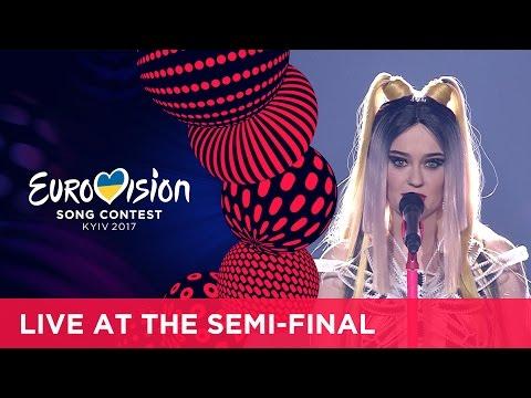 Triana Park - Line (Latvia) LIVE at the first Semi-Final - UCRpjHHu8ivVWs73uxHlWwFA