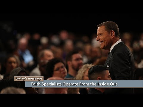 Faith Specialists Operate From the Inside Out