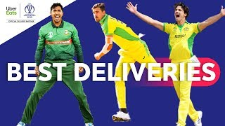 UberEats Best Deliveries of the Day | Australia vs Bangladesh | ICC Cricket World Cup 2019