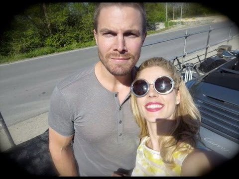 Stephen Amell & Emily Bett Rickards | Don't Stop (Humor) (Part 2) - default