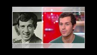 VIDEO – Victor Belmondo confie les mises en garde de son grand-père Jean-Paul Belmondo20/2/2019