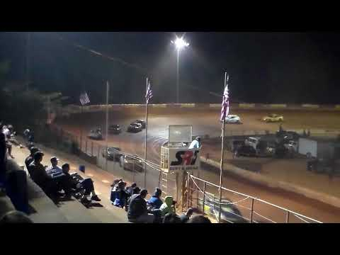 #14 Dustin Cook - dirt track racing video image