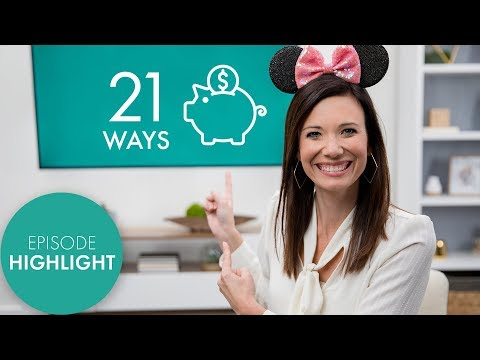 21 Ways to Save Money and Time at Disney