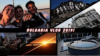 VLOG #1 - BULGARIA! | MANSIONS | VILLAS | MOUNTAIN HIKES | SUNNY BEACH | DOGS | LOT'S OF LAUGHS!