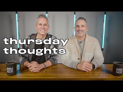 Thursday Talks  Pastors Michael Turner and Rob Jones