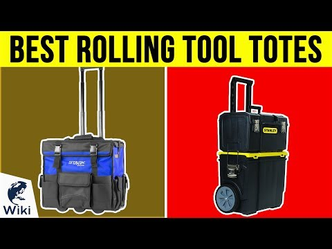 10 Best Rolling Tool Totes 2019 - UCXAHpX2xDhmjqtA-ANgsGmw