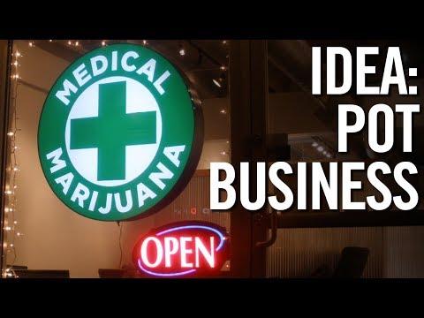 BUSINESS IDEAS FOR 2018 ? 3 Legal Pot & Marijuana Business Ideas!