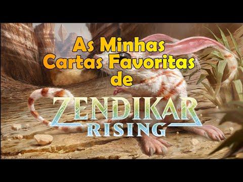 As minhas cartas favoritas de Zendikar Rising