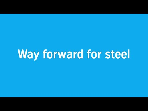 Way forward for Steel - Statements