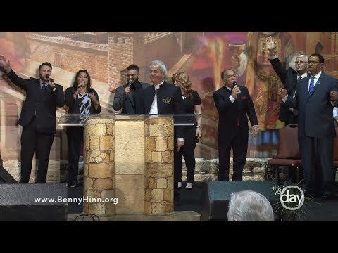 Jesus Saves, Heals and Delivers - A special sermon from Benny Hinn