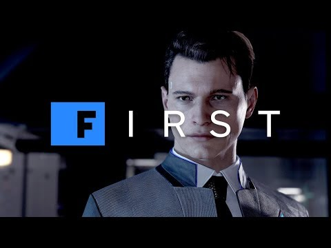 How Detroit: Become Human Manages Three Very Different Characters - IGN First - UCKy1dAqELo0zrOtPkf0eTMw