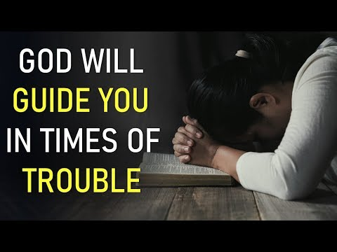 GOD WILL GUIDE YOU IN TIMES OF TROUBLE - BIBLE PREACHING  PASTOR SEAN PINDER