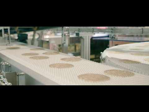 Hygienic conveyor design in the food factory