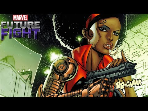 SOMETHING'S AMIDST |Marvel Future Fight