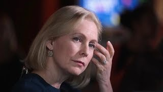 Kirsten Gillibrand says, 'President Trump lied about draining the swap'