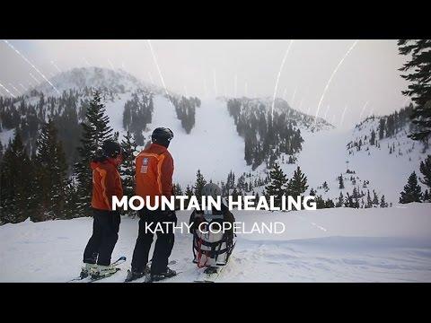 Mountain Healing: Quadriplegic Man Skis Again