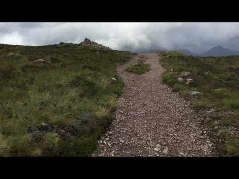 Video op YouTube: West Highland Way - Devil's Staircase, the top