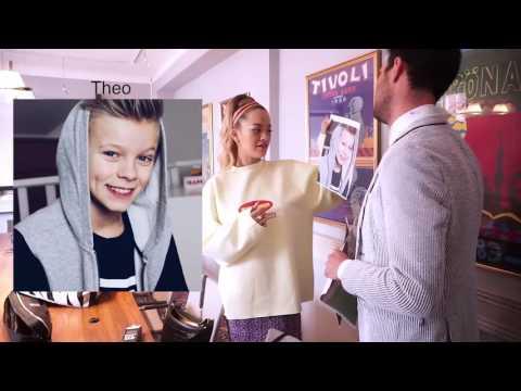 Rita Ora gissar svenska kändisar!