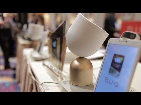 ElliQ begins beta testing its companion robot for older adults - UCCjyq_K1Xwfg8Lndy7lKMpA