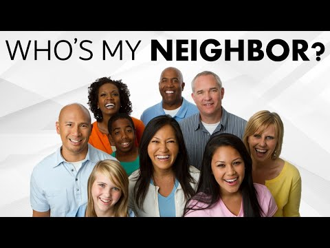 WHO IS MY NEIGHBOR - BIBLE PREACHING  PASTOR SEAN PINDER