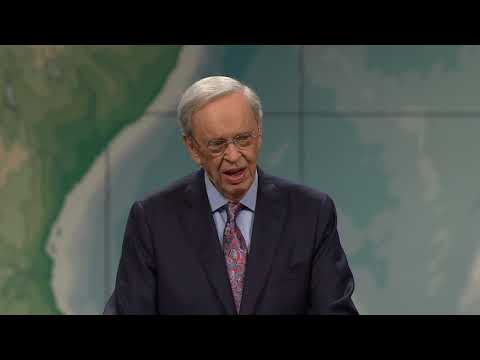 Absent From The Party  Dr. Charles Stanley