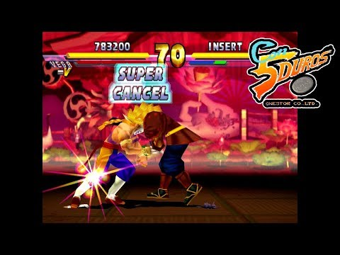 "[BIS] STREET FIGHTER EX 2 PLUS (VEGA) - ""CON 5 DUROS"" Episodio 86 (1cc) (CTR)"